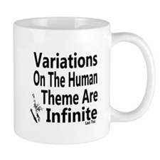 Variations On Humanness Mug