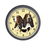 Basset hound Basic Clocks