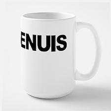 Genuis Shirt Mug