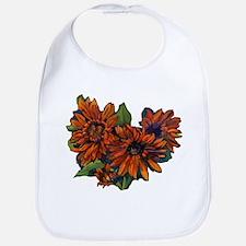 Flowers For Vincent Bib