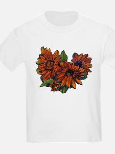 Flowers For Vincent T-Shirt
