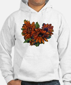 Flowers For Vincent Hoodie
