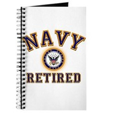 USN Navy Retired Journal