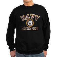 USN Navy Retired Jumper Sweater