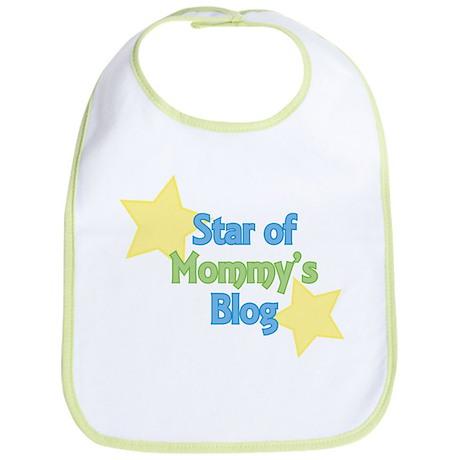 Star of Mommy's Blog Bib