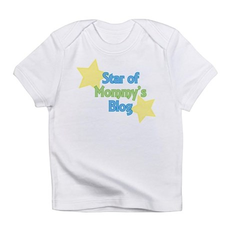Star of Mommy's Blog Infant T-Shirt