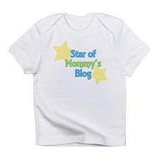 Star of Mommy's Blog Infant T-Shirt