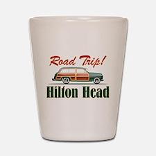 Hilton Head Road Trip - Shot Glass