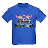Hilton head island Kids T-shirts (Dark)
