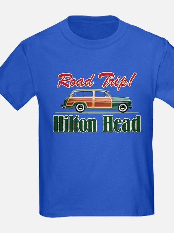 Hilton Head Road Trip - T
