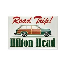 Hilton Head Road Trip - Rectangle Magnet