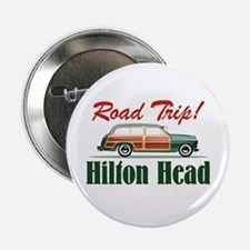 "Hilton Head Road Trip - 2.25"" Button"