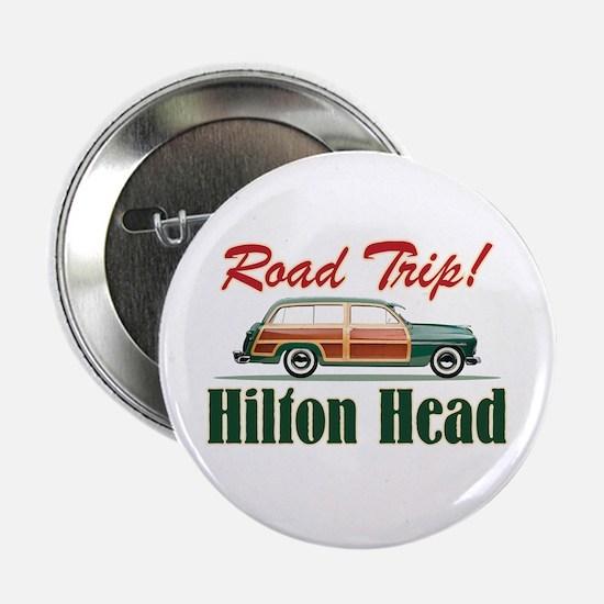 """Hilton Head Road Trip - 2.25"""" Button"""