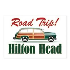 Hilton Head Road Trip - Postcards (Package of 8)