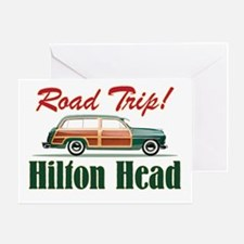 Hilton Head Road Trip - Greeting Card