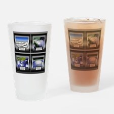 Hurricane Pint Glass