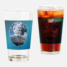 Mt. St. Helens Pint Glass
