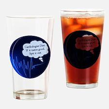 Cardiologist's Diet Pint Glass