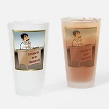 Librarian Voice Pint Glass