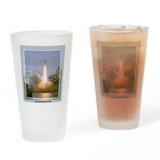 STS 122 Pint Glass