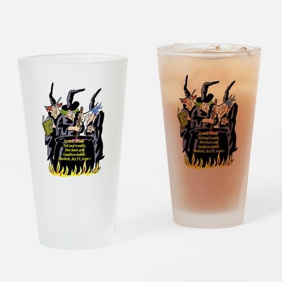 Macbeth1 Pint Glass