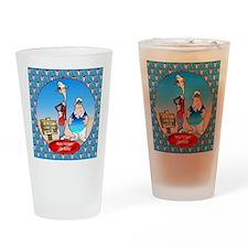 Gilligan's Island Pint Glass