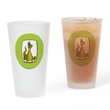 Kid's Dragon 2 Pint Glass