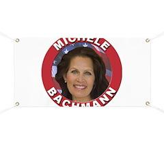 Michele Bachmann Banner