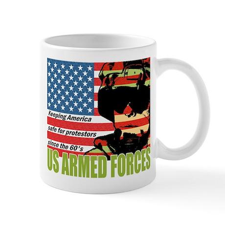 U.S. Armed Forces Mug