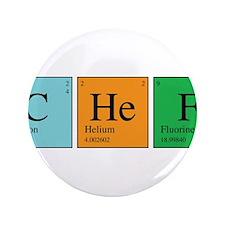 "Chemist Chef 3.5"" Button (100 pack)"