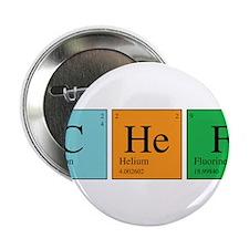 "Chemist Chef 2.25"" Button (10 pack)"