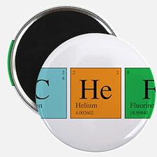 Chemist Chef Magnet