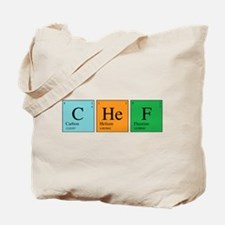 Chemist Chef Tote Bag
