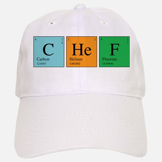 Chemist Chef Baseball Baseball Cap