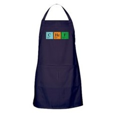 Chemist Chef Apron (dark)