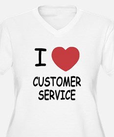 I heart customer service T-Shirt