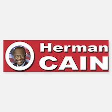 Herman Cain Bumper Bumper Sticker