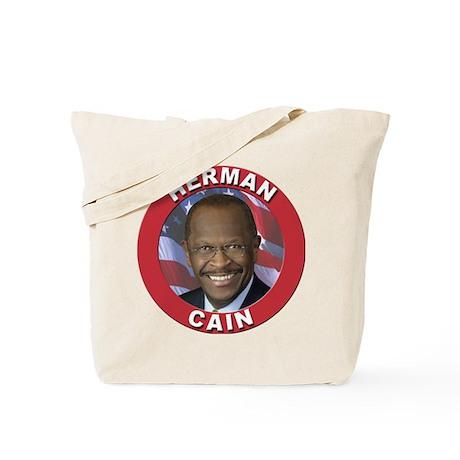 Herman Cain Tote Bag