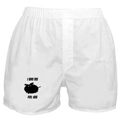 Fat Dog Boxer Shorts
