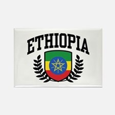 Ethiopia Rectangle Magnet