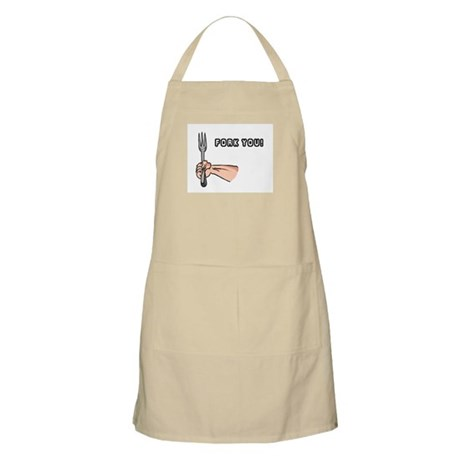 Fork You BBQ Apron