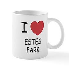 I heart estes park Mug