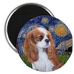 Starry / Cavalier Pup (BL) Magnet
