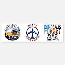 War on Terror Mini-stickers