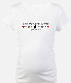 It's My Cat's World Shirt