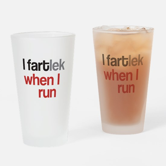 Funny I FARTlek © Drinking Glass