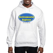Environmental Blue Oval Hoodie