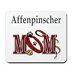 Affenpinscher Mom Mousepad