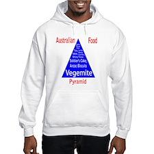 Australian Food Pyramid Hoodie