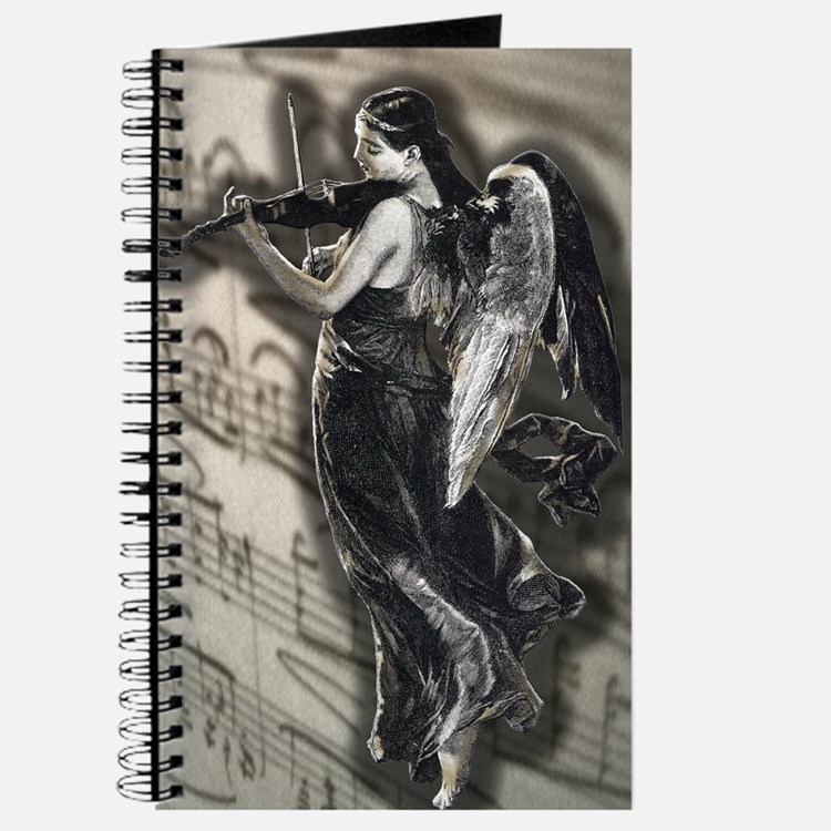 Angelic Fiddler Journal